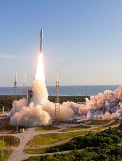 nasa lancement perseverance rover mars