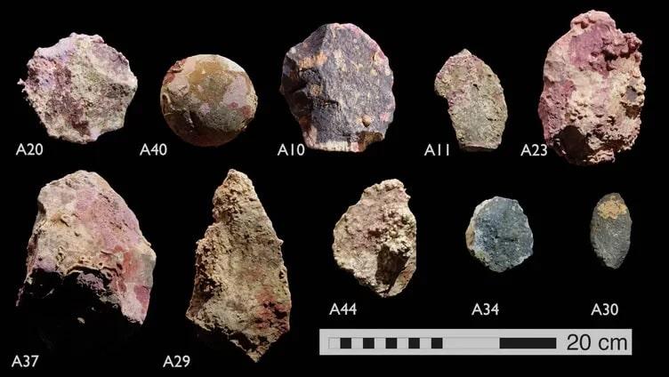 pierres australie