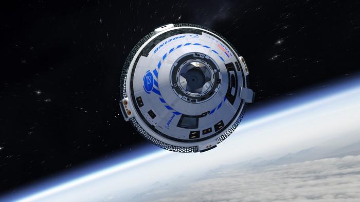 starliner boeing orbite iss