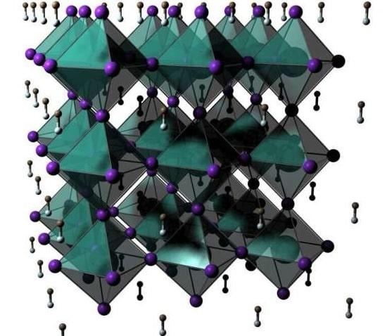 structure perovskite
