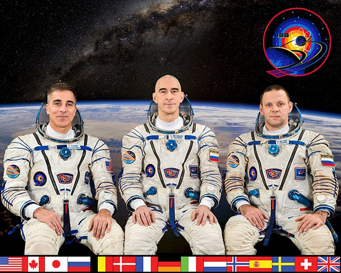 nasa astronautes station spatiale internationale