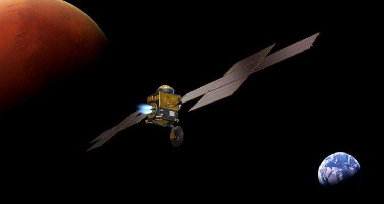 esa cargo interplanetaire mars terre