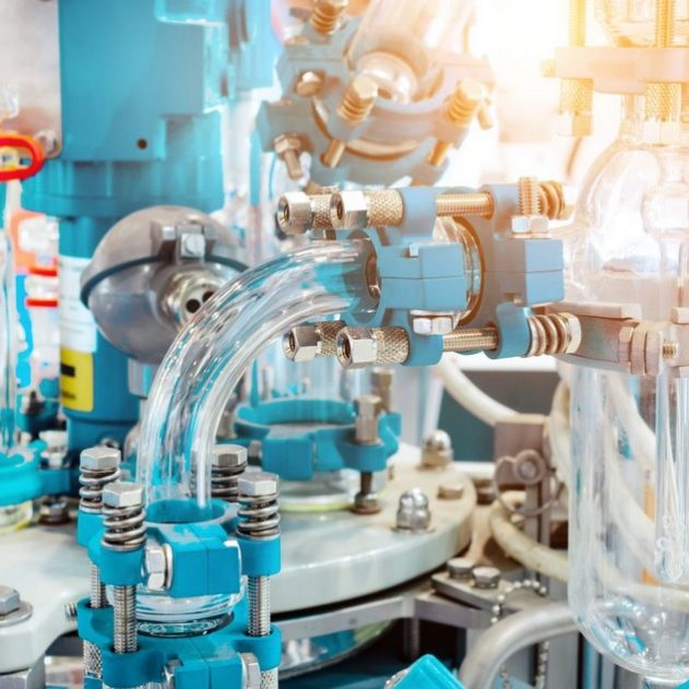 chimie industrielle fine pharmaceutique
