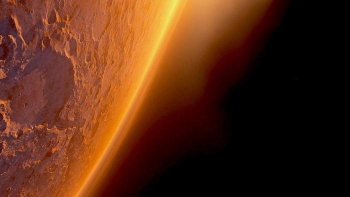 perseverance vaisseau spatial cargo interplanetaire airbus perseverance nasa aller retour panneaux solaire planete rouge terre