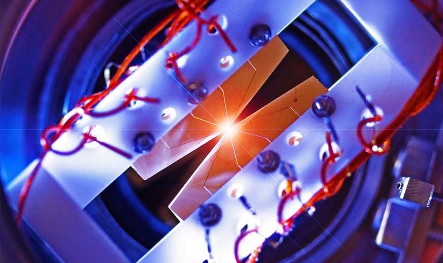 ordinateur quantique ions