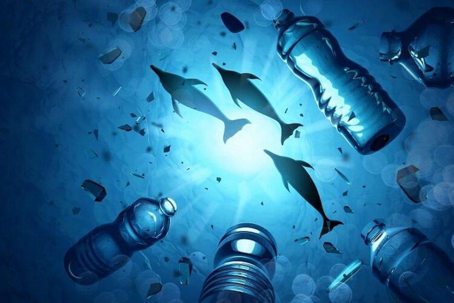 plastiques microplastiques océan pollution