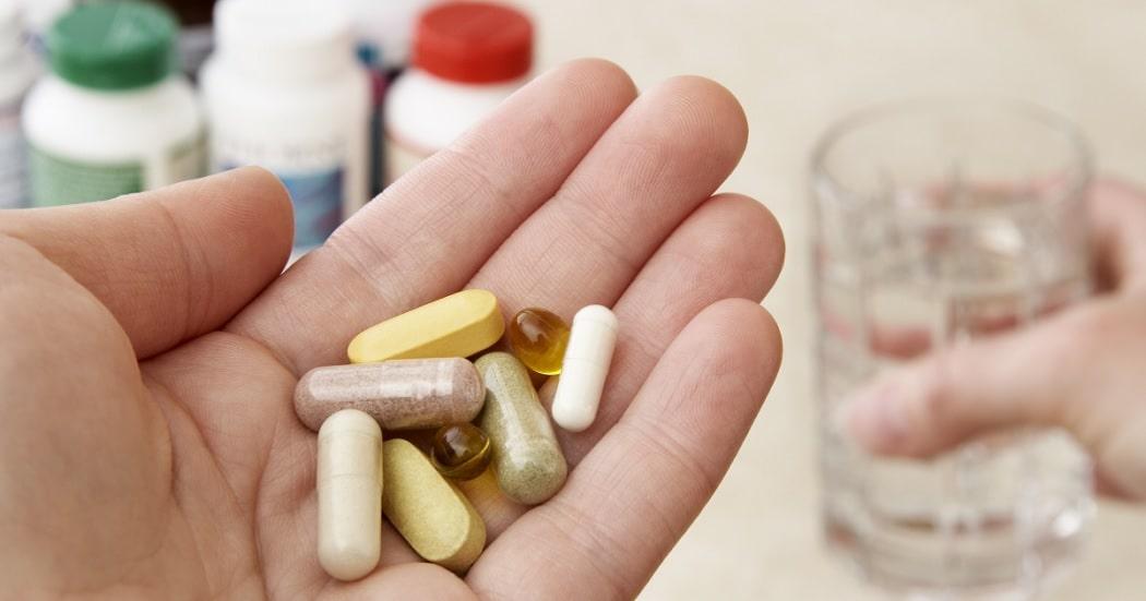 vitamines mineraux