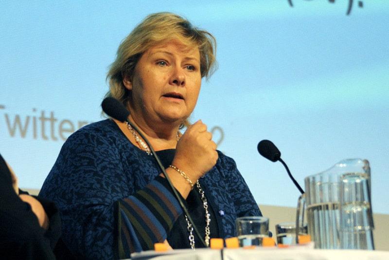 Erna Solberg femmes gestion pandémie