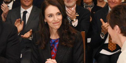 Jacinda Arderne femmes gestion pandémie