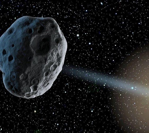 astronome amateur découverte astéroïde 2020 QU6 proximité Terre