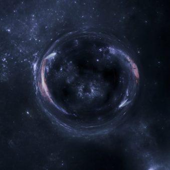 certains trous noirs supermassifs trous ver