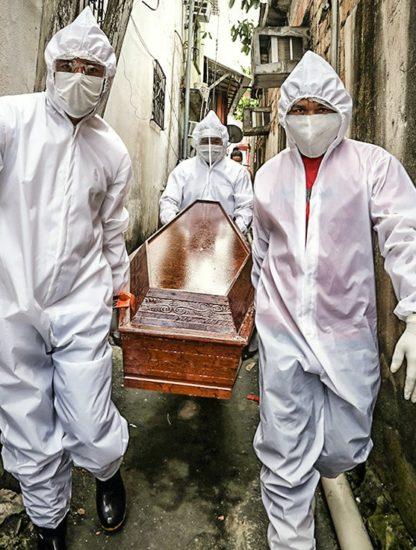 covid ville bresilienne manaus atteint limmunite collective