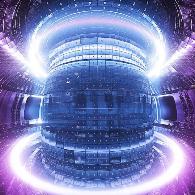 decouverte courant electrique inattendu stabiliser reactions fusion nucleaire