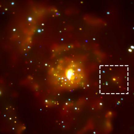 détection potentielle première planète observée dans autre galaxie couv