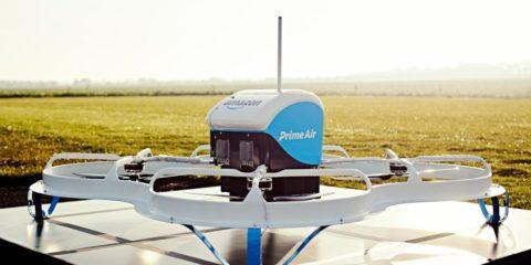 drones livraison amazon