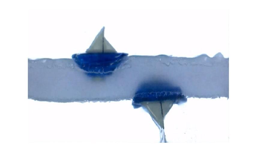 liquide levitation