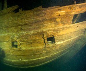 navire 17e siecle etrangement bien conserve decouvert mer baltique