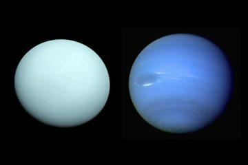observation planètes uranus neptune ciel septembre
