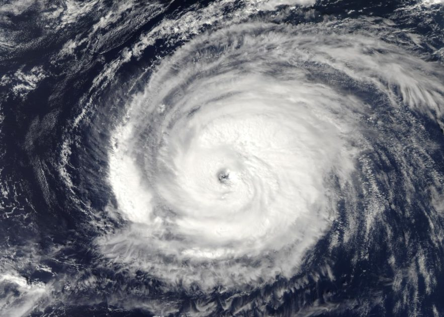 ouragans tempêtes zombies