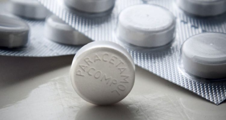 paracetamol comportement
