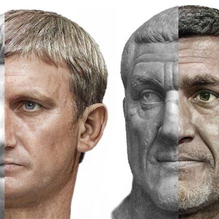 portraits empereurs romains intelligence artificielle
