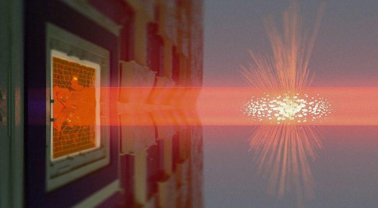 réalisation intrication quantique entre objets macroscopiques distants couv