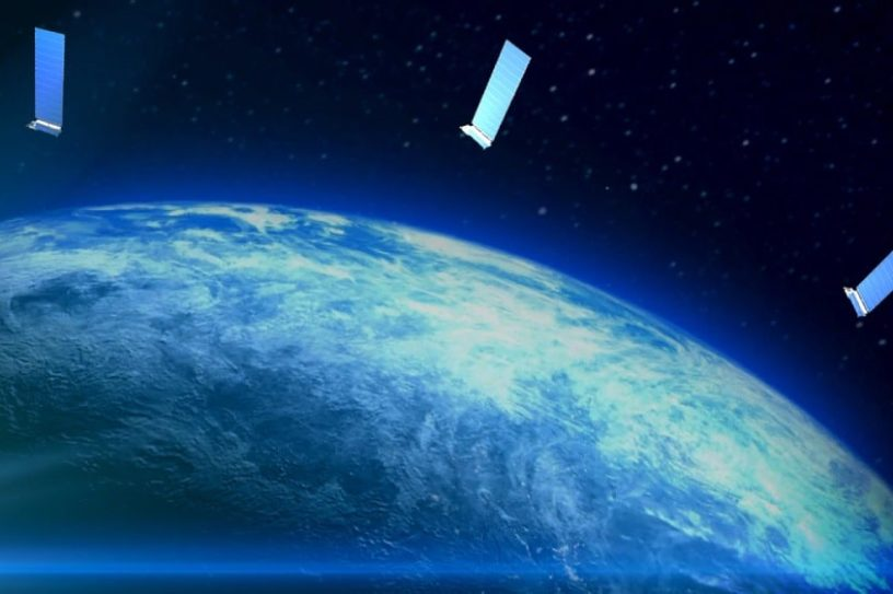 satellites Starlink alternative précise sécurisée GPS couv