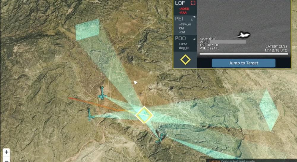 collecte données drones intelligence artificielle