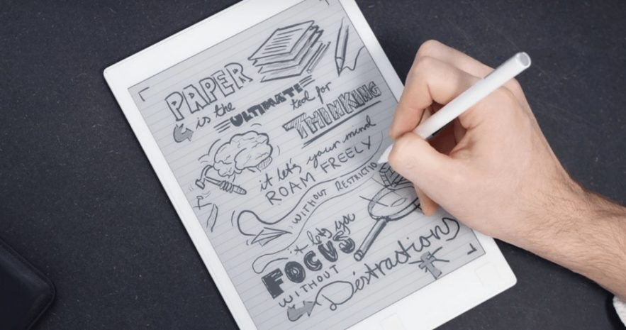 papier interactif