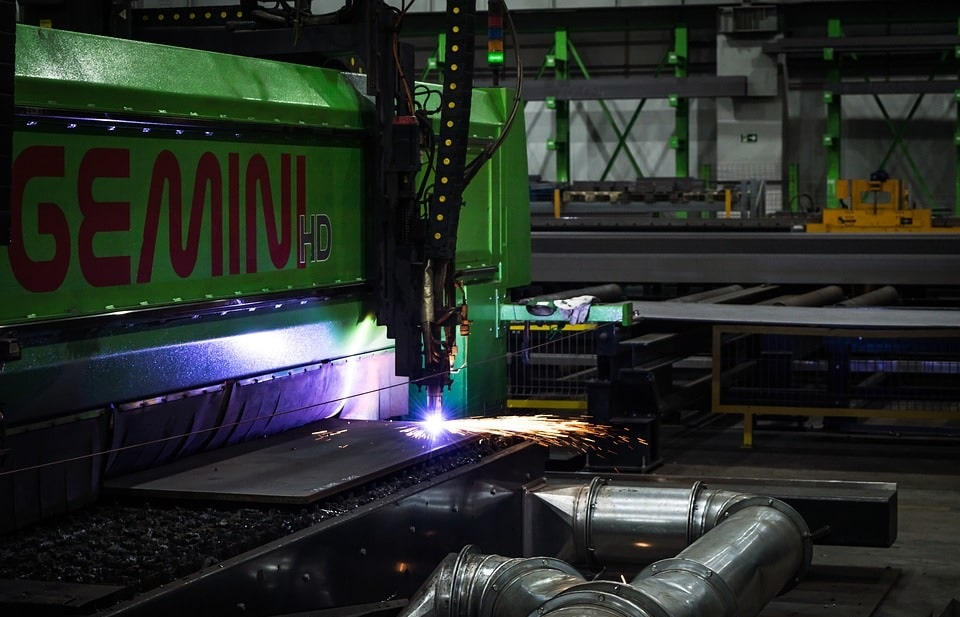 utilisation plasma application industrie