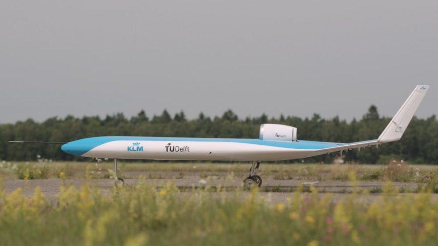 flyingv prototype