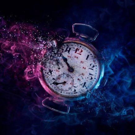 voyage temporel passé sans paradoxes théoriquement possible couv