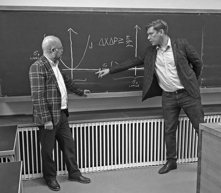 Jussi Lindgren Jukka Liukkonen physiciens finlandais mathématiques