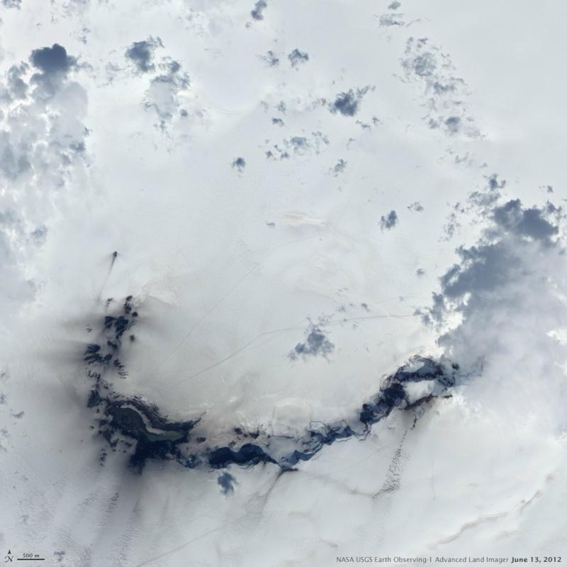 caldeira grimsvotn volcan islande