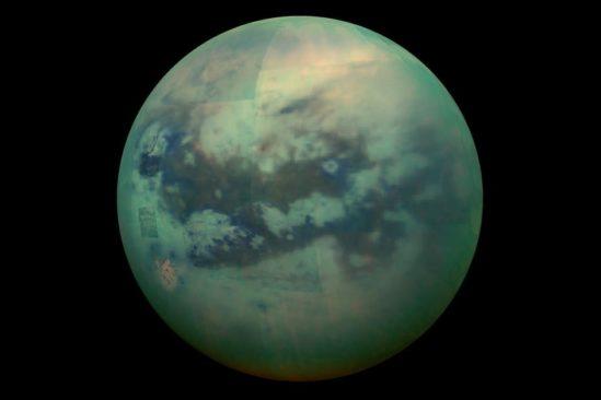 détection molécule inattendue Titan couv