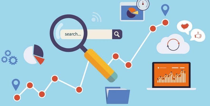 empreinte digitale visibilité Internet référencement SEO