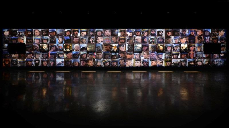 exposition portraits policiers cirio