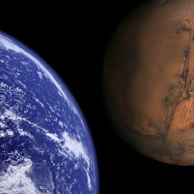 fenêtre observation Mars automne