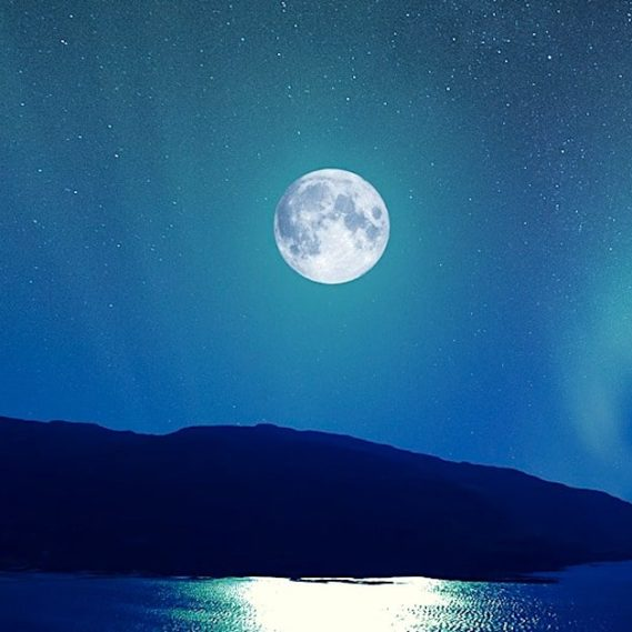 lune bleue octobre 2020 exceptionnelle