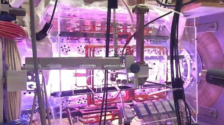 moteur fusion nucléaire pfrc-2