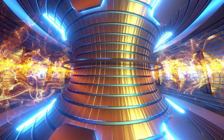 premier reacteur nucleaire fusion pourrait etre pret 2025