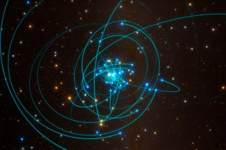prix nobel physique trous noirs