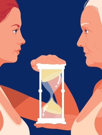quand corps organisme commence vieillissement couv