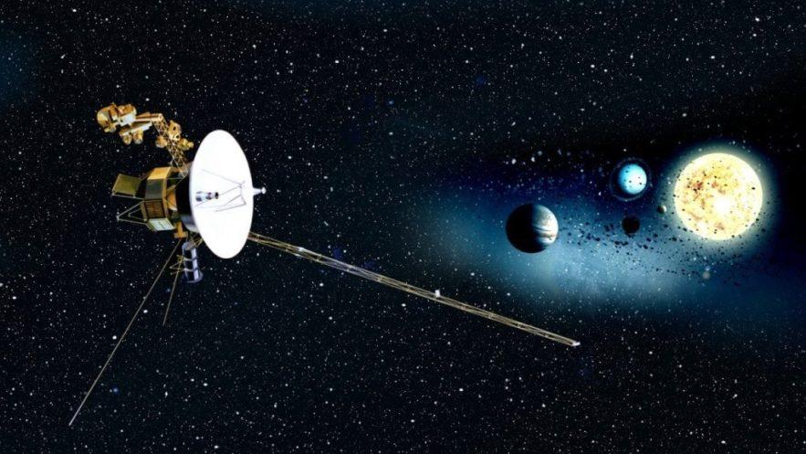 sondes voyager détectent augmentation densité milieu interstellaire couv
