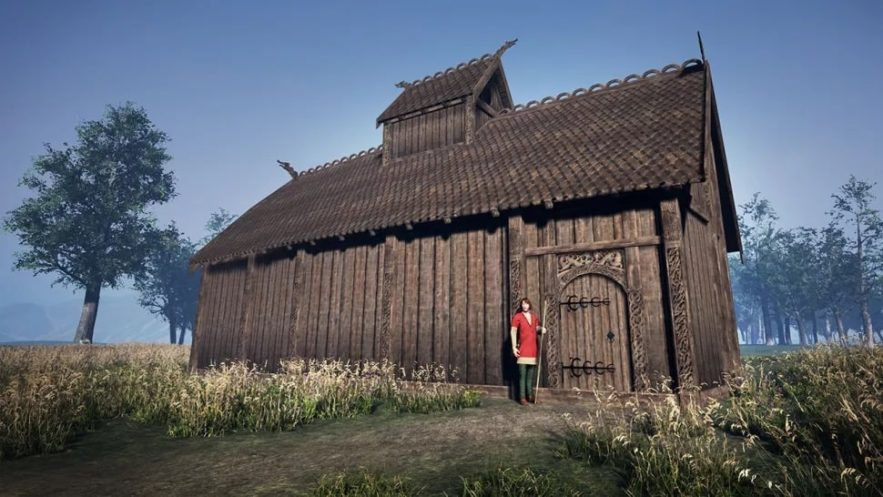 temple dedié Thor Odin 1200 ans Norvège couv