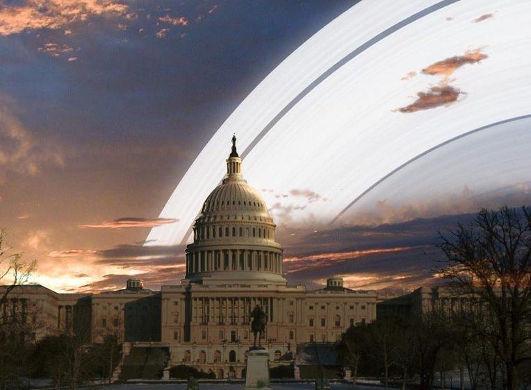 a quoi ressemblerait Terre avec anneaux couv