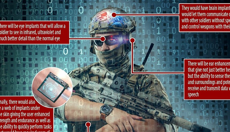 armee americaine developpe technologie controlable par pensee