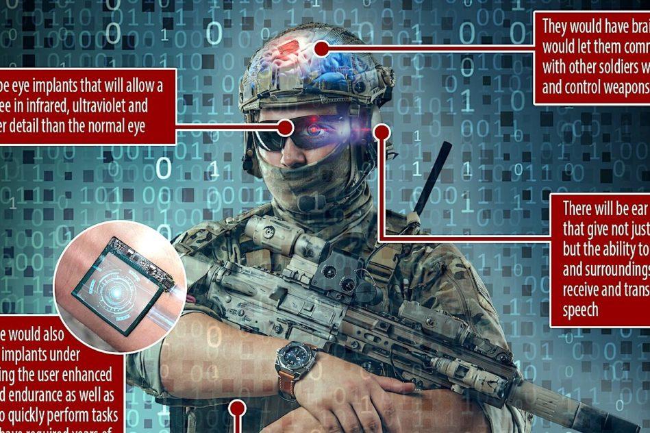 armee americaine developpe technologie controlable par pensee