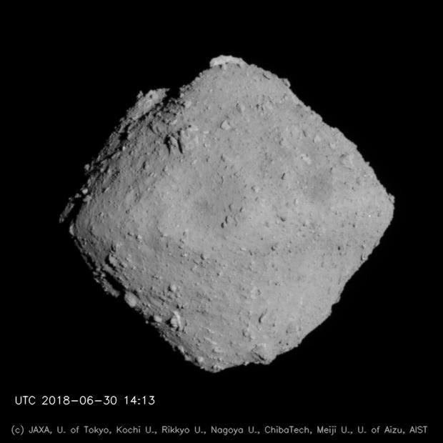 astéroïde Ryugu