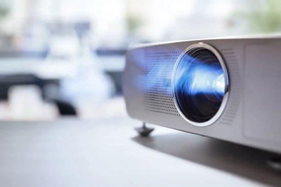 comment connaitre distance projection optimale videoprojecteur couv